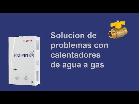 Calentador de agua a gas ( fallas básicas y recomendaciones de uso ) - Expertos SAS