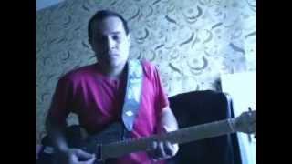 Casatchok guitare électrique - version Zigguy