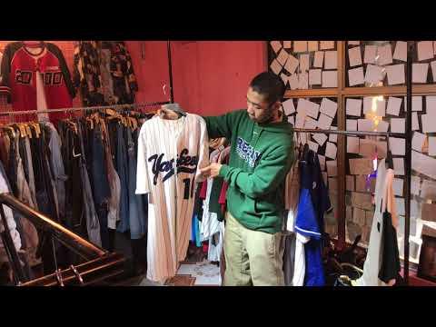 Áo Jersey Bóng Chày - HomiesGangz Shopping