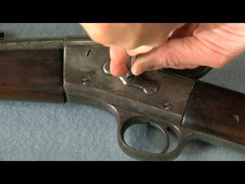 Gunsmithing - How to Field Strip a Remington Rolling Block Rifle