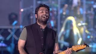 Yeh fitoor mera Arijit Singh MTV India Tour Mumbai 2018