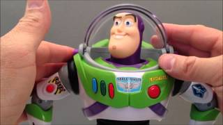 DISNEY BUZZ LIGHTYEAR TOY STORY SIGNATURE SERIES TOY REVIEW