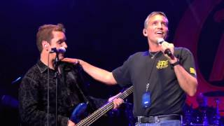 Jim Caviezel and Chicago - New York - August 18, 2012 (Official Video)