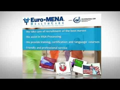 Nursing recruitment agency Philippines | Euro-MENA Healthcare Recruiters +632 631 5206