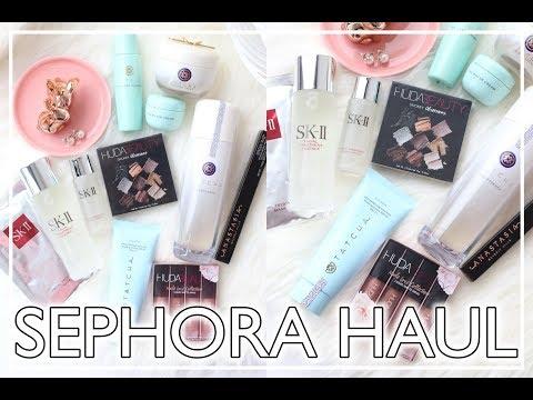 Sephora haul   BeautyLoves