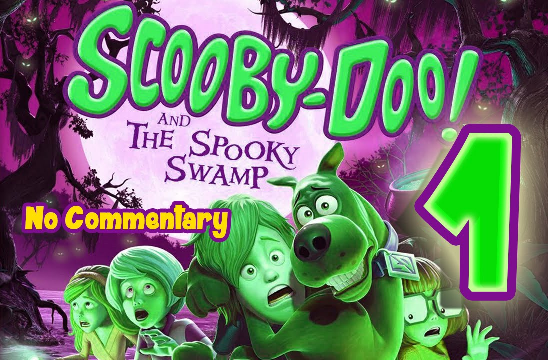Scooby Doo And The Spooky Swamp Walkthrough Part 1 Wii Ps2 No