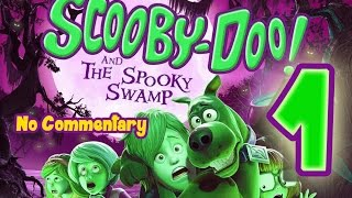 Scooby-Doo! and the Spooky Swamp Walkthrough Part 1 (Wii, PS2) No Commentary