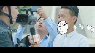 Thanh Xuân Dữ Dội - Thứ High Tuột Mood - Behind The Scene