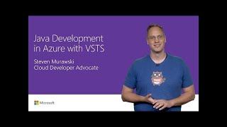 Java development in Azure with Visual Studio Team Services