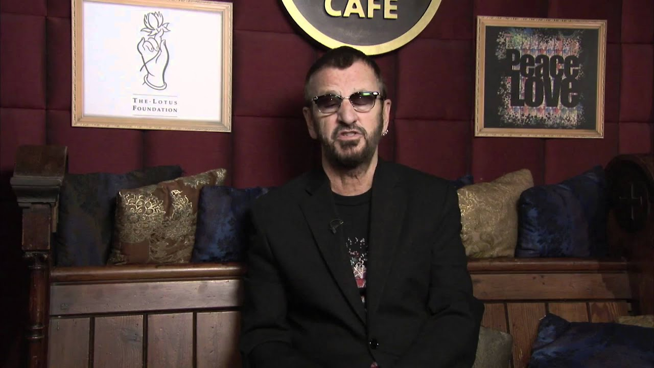 Ringo Starr On His Son Zak Joining The Who Youtube