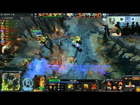 Vici vs EG - The Summit - playoffs - G2