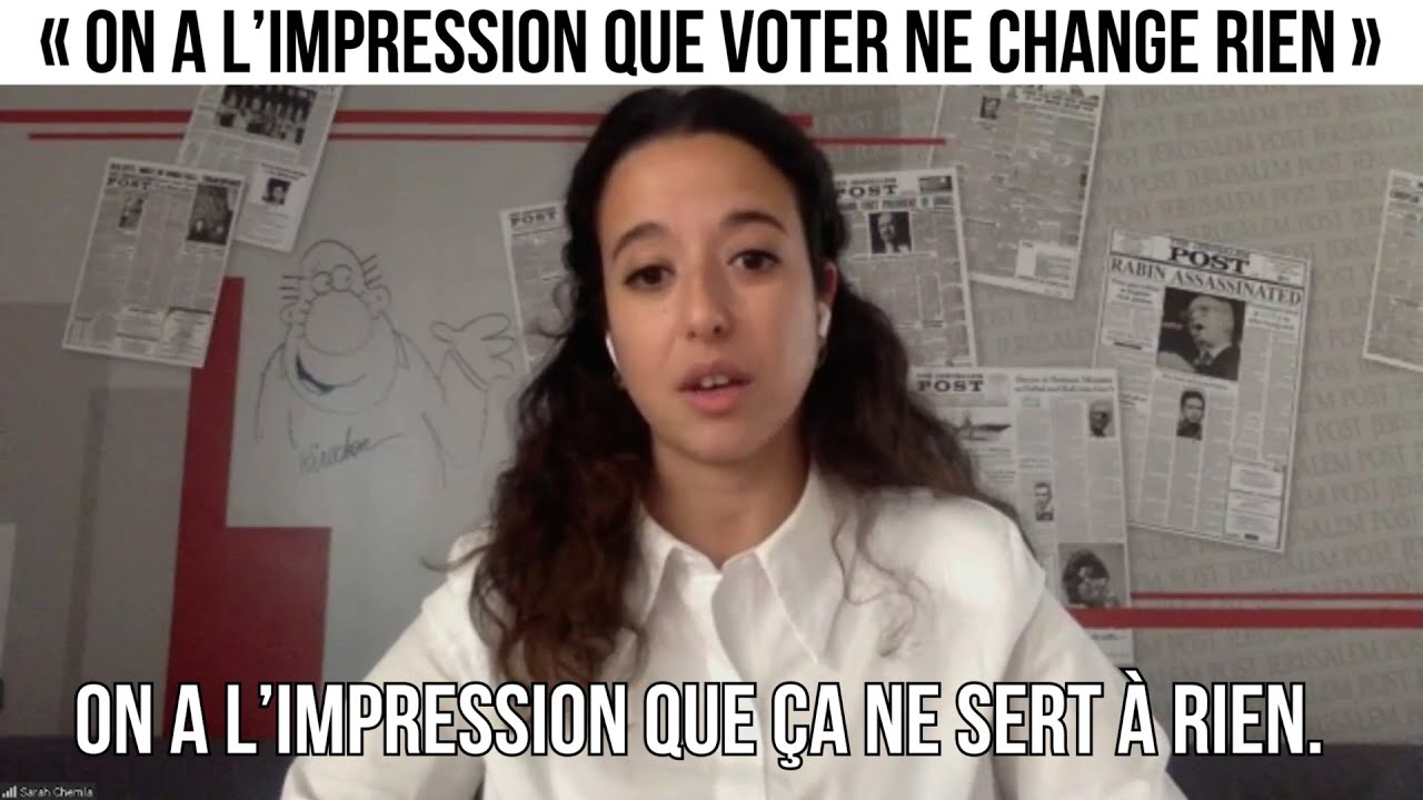 « On a l'impression que voter ne change rien »