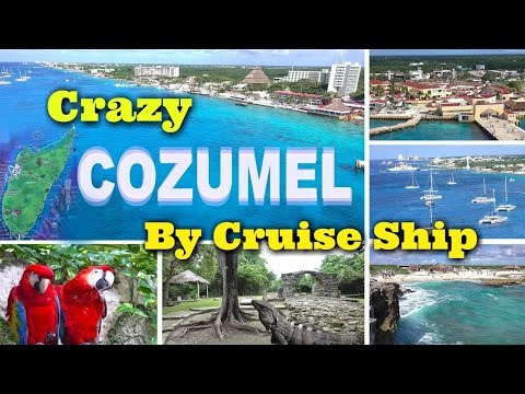 A day learning all about Cozumel with Adrian