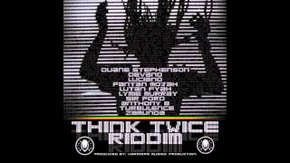 Think Twice Riddim Mix 2011 [Warrior Musick Production]  mix by djeasy
