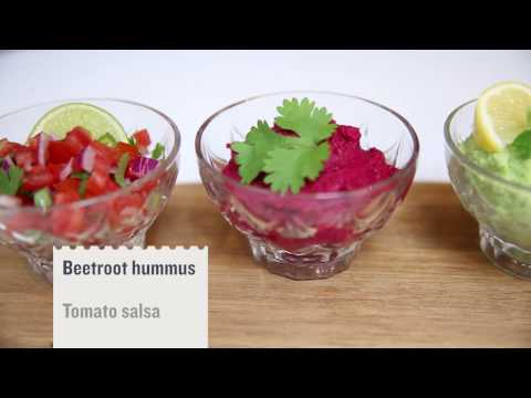 How to eat vegetables without noticing