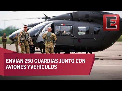 Texas despliega a la Guardia Nacional en la frontera con México