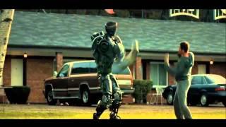 Real Steel Music Video   ''Fast Lane'' HD