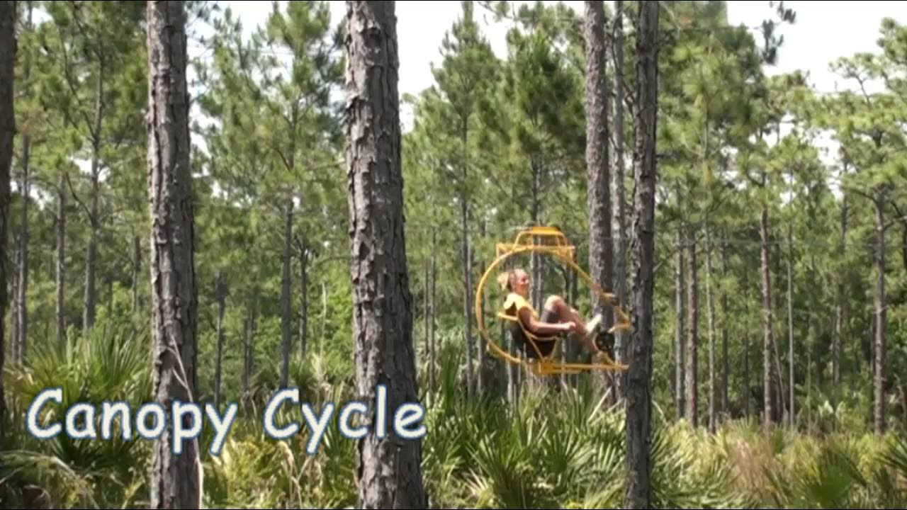 Cypress Canopy Cycle & Cypress Canopy Cycle - YouTube