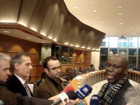 Cabinda no Parlamento Europeu