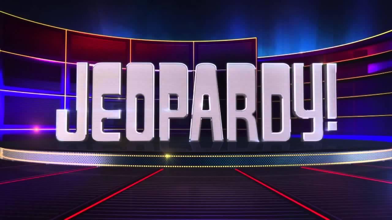 Jeopardy Intro