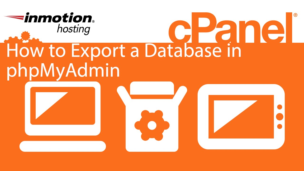 Phpmyadmin2016 -  How To Export A Database In Phpmyadmin 2016 11 06