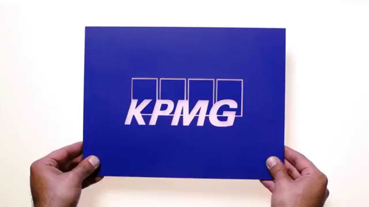 Making our Mark – A Century of KPMG Logos