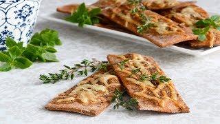 Итальянские хлебцы