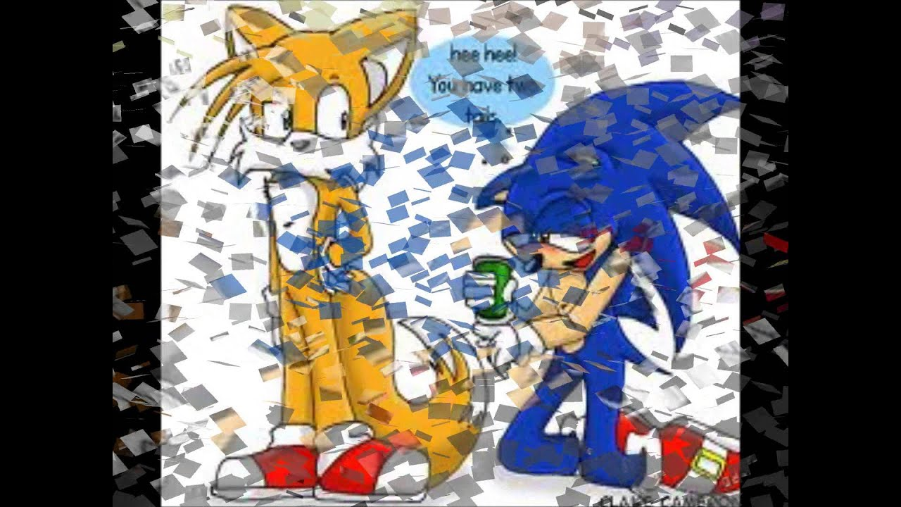 Imagenes Graciosos De Sonic Y Sus Amigos.
