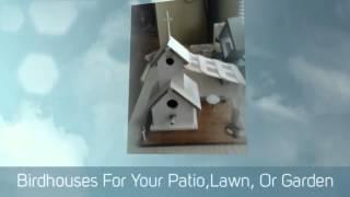 Custom Fort Worth Bird Houses, Call (817) 709-4038