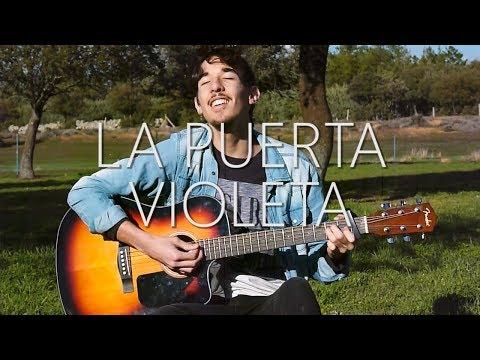 LA PUERTA VIOLETA - Rozalén (Cover By Manu In Crescendo)