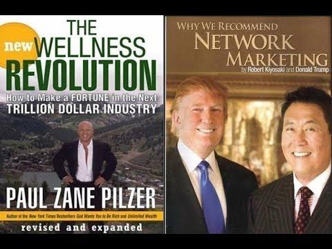Pilzer + Kiyosaki on Direct Sales