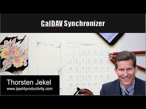 CalDAV Synchronizer