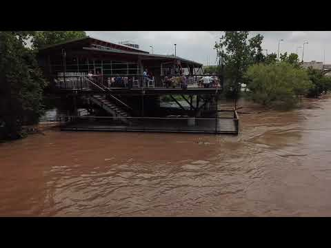 Arkansas River Flood 2019 - Tulsa, OK