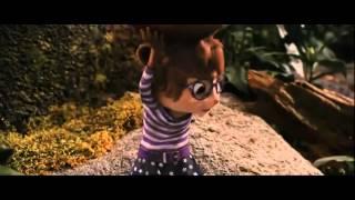 Элвин и бурундуки 3 HD Трейлер на русском