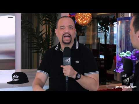 EXPLICIT - Ice T interviewed on The Jimmy Lloyd Songwriter Showcase - jimmylloyd.com