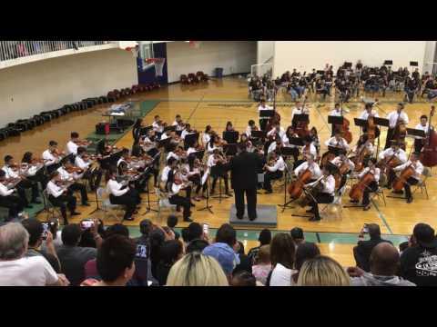 Kenny C Guinn Middle School Spring Concert 2017 - Advanced #6