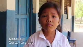 Niños y jóvenes dialogan sobre el hábito de la lectura