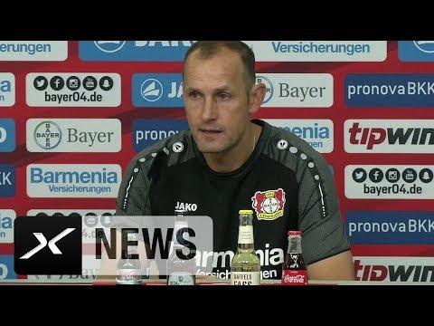 """Heiko Herrlich fordert: """"Viel Mut"""" gegen Bayern   FC Bayern München - Bayer 04 Leverkusen"""