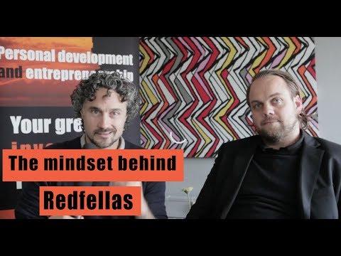 Intervju med  Patrik från  Redfellas