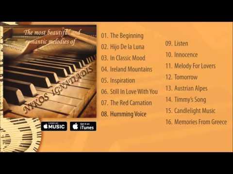 Nikos Ignatiadis - The most beautiful and romantic melodies Album Pre-listen [Official]