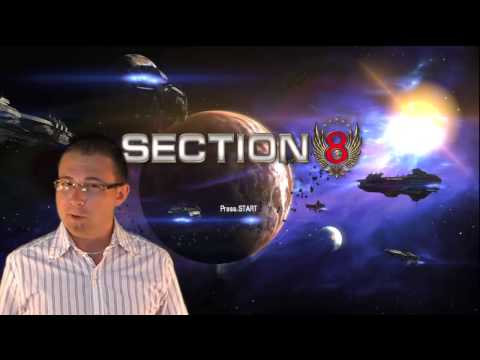 Section 8 (HD) Review and Gameplay!!!