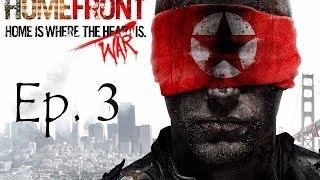 Homefront | Gameplay en Español | Capítulo 3