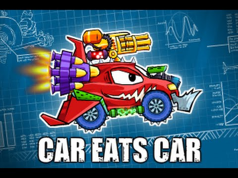 Car Eats Car:Apocalypse Racing