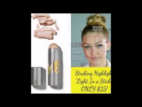 Tyra Banks Beauty Make Up Head Of The Harbor