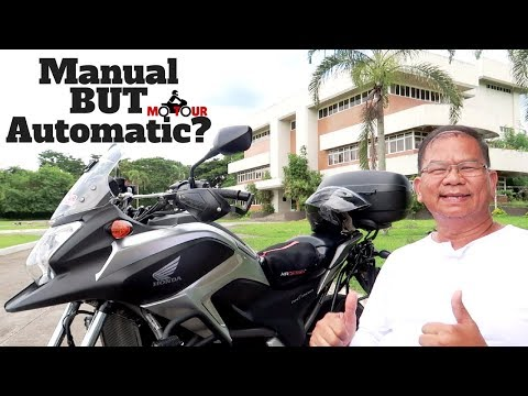Honda NC700XD One Year+ User Review?Dual-Clutch Transmission [ENG SUBS]