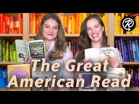 The Great American Read | Six Picks