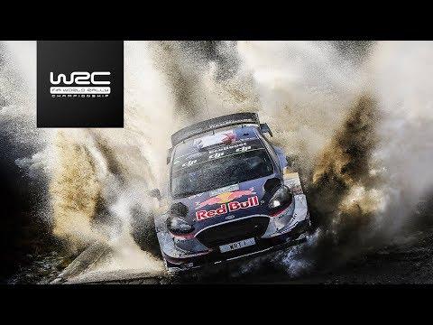 FIA World Rally Championship 2017: Tribute to M-Sport