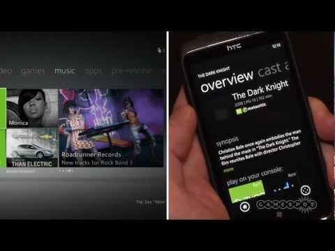 Xbox 360 Dashboard Update Demo
