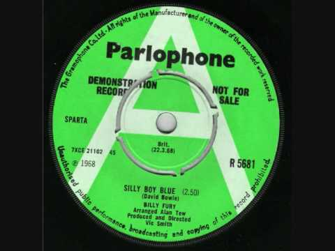 Billy Fury - Silly Boy Blue (1968)
