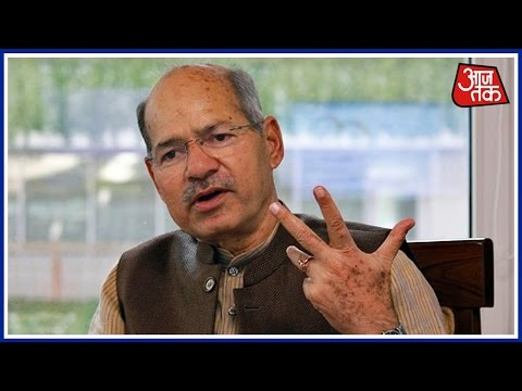 Environment Minister Anil Madhav Dave Dies At The Age Of 60